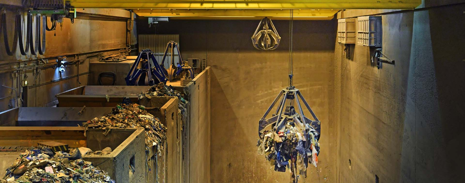 waste to crane energy manufacturers