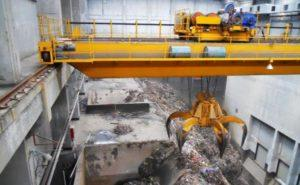 waste to crane features